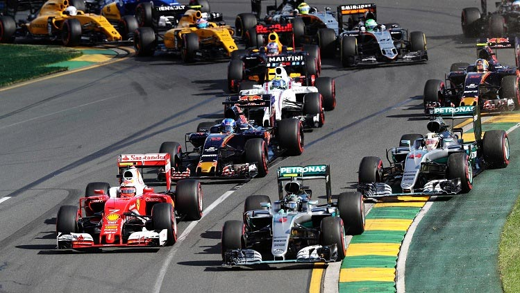 Formula One Rights Secured By Sky