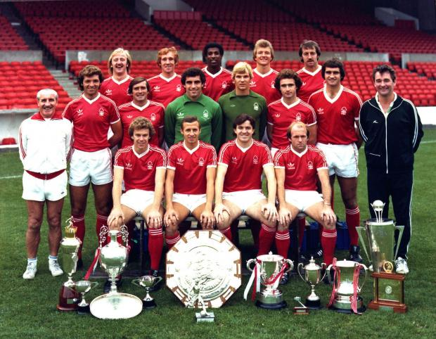 Nottingham Forest Heroes