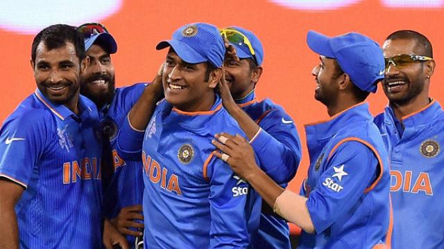 India Smashes